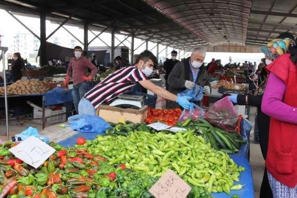 Mersin ve Adanada mart ayında enflasyon yüzde 15,50 arttı
