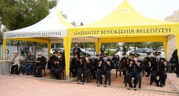 Polis Teşkilatının 176ncı yıl dönümünde şehitler unutulmadı