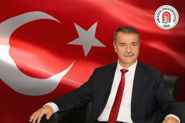 Rektör Elmacı: Demokrasi, milli irade ve devletimizin her zaman yanındayız