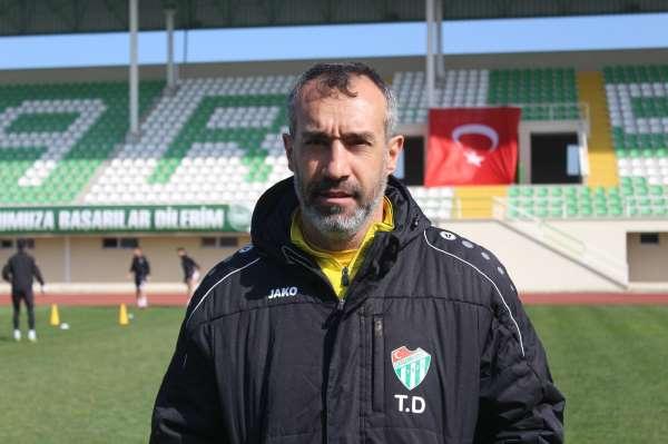 Teknik Direktör Yelek: Seyircisiz maçlar çok kötü