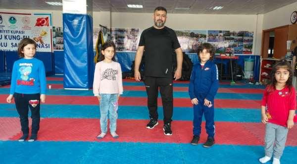 Yunusemrede wushu kung fu branşına sporcu kaydı yapılacak