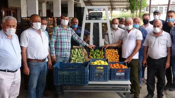 Üreticilerden vatandaşlar marketlerin eline bırakılmasın çağrısı