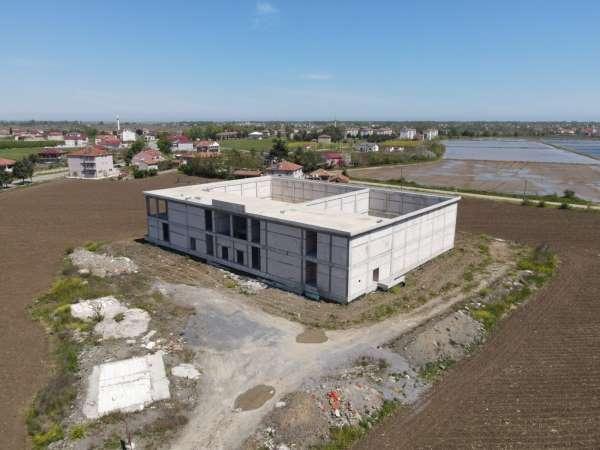 19 Mayısta Kültür Merkezi inşaatı yeniden ihaleye çıkıyor