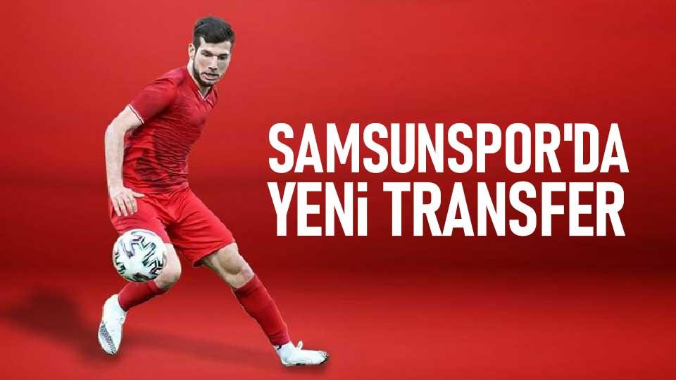 Samsunspor'da Yeni Transfer