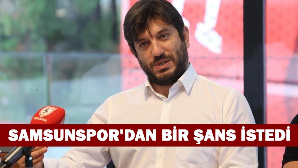 Bakary Sako, Samsunspor'dan bir şans istedi
