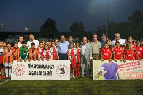 Başkan Demir: Spor genetiği güçlü bir şehiriz