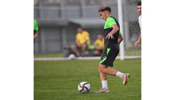 Bursasporda Adanaspor maçı hazırlıkları devam ediyor