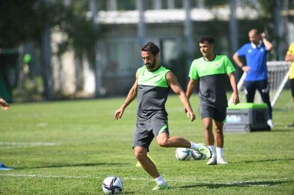 Bursasporda yeni sezon hazırlıkları sürüyor