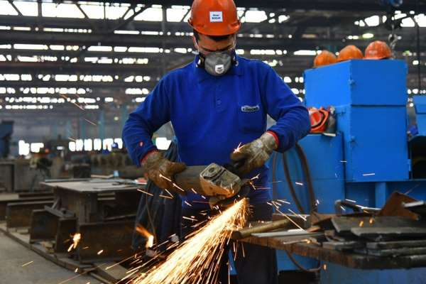 KARDEMİR yüzde 11.5 ham çelik üretimi ile ülkeye katkı sağladı