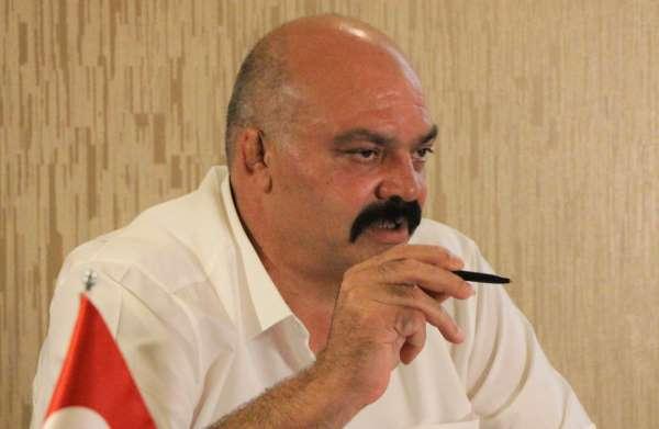 Mahmut Demir: Pancar ekimi yapan çiftçimize vadeli, faizsiz mazot ve madeni yağ desteği sağlayacağız