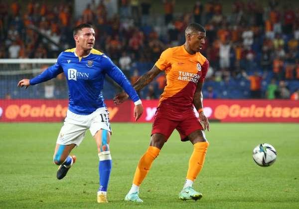 UEFA Avrupa Ligi: Galatasaray: 0 - St. Johnstone: 0