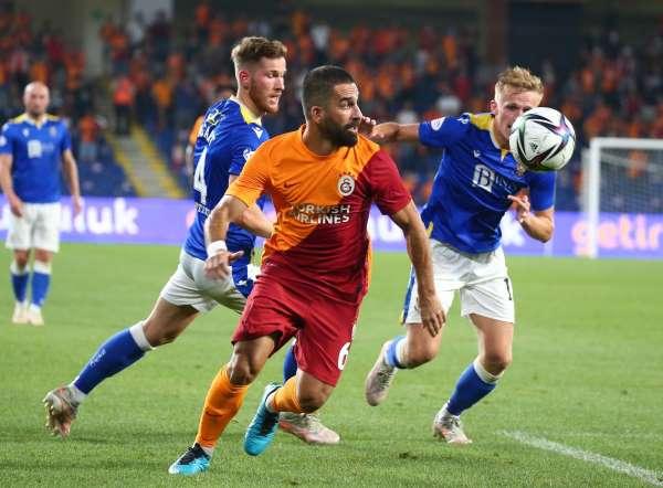 UEFA Avrupa Ligi: Galatasaray: 1 - St. Johnstone: 1