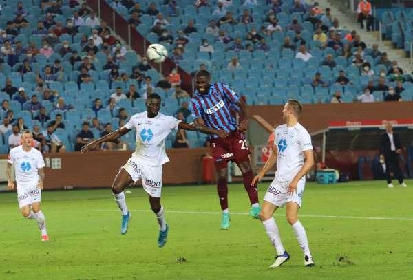 UEFA Konferans Lig: Trabzonspor: 3 - Molde FK: 3