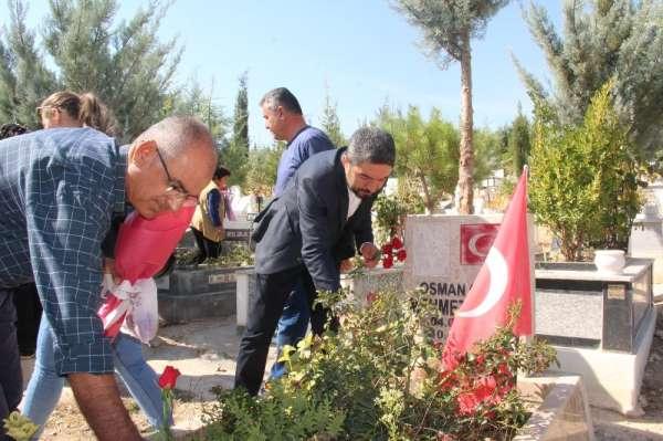 Ankara'da 10 Ekim'deki patlamada ölenler anıldı