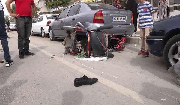 Engelli aracına çarpıp yaşlı adamın ölümüne neden oldu