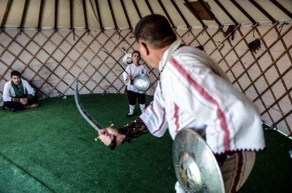 Etnospor Kültür Festivali devam ediyor