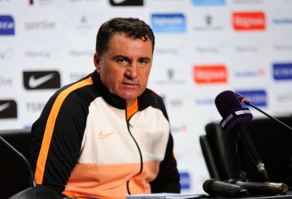 Mustafa Kaplan: 'Oynadığımız oyunun karşılığı 1 puan olmamalıydı'