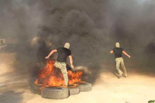 (ÖZEL) Özgür Suriye Ordusu, Fırat'ın doğusu için hazır