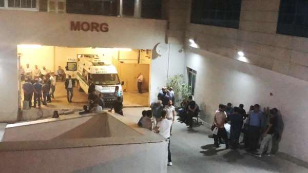 Siirt'te trafik kazası: 2 ölü, 3 yaralı