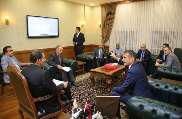 Sivas'ta düzenlenecek ulusal yarışın hazırlıkları sürüyor
