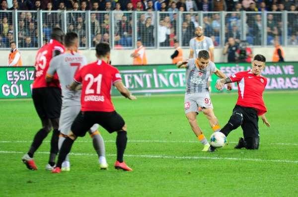 Süper Lig: Gençlerbirliği: 0 - Galatasaray: 0 (Maç sonucu)