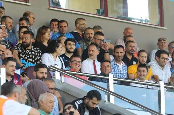TFF 2. Lig: Hekimoğlu Trabzon FK: 1 - İnegölspor: 0