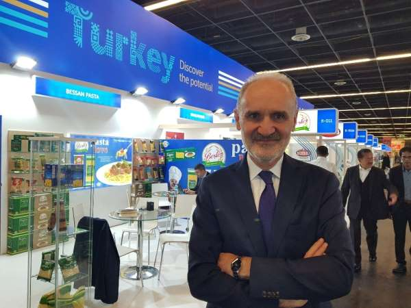 Türk gıda şirketleri Anuga'da iştah artırdı