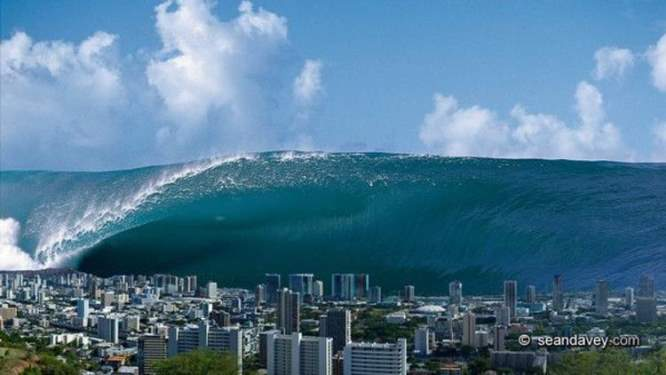 Türkiye'yi bekleyen tsunami tehdidi masaya yatırıldı