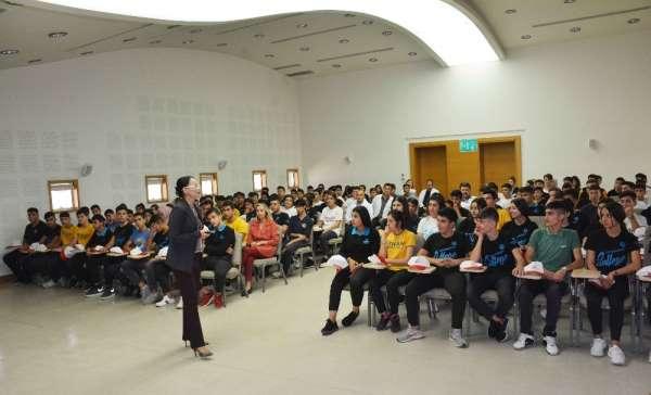 Abdioğulları İnsan Kaynakları deneyimini öğrencilerle paylaştı