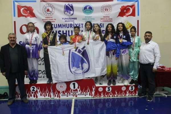 Cumhuriyet Kupasının sahibi Yunusemre Belediyespor oldu