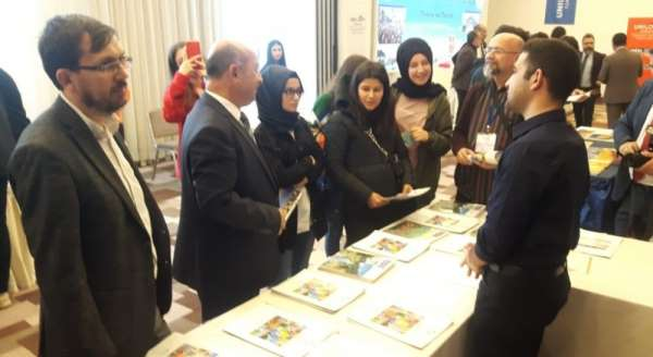 DPÜ 'Unilook Üniversite Tanıtım ve Tercih Günleri' etkinliğinde