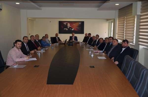 Fatsa'da ÖNEM Projesi toplantısı