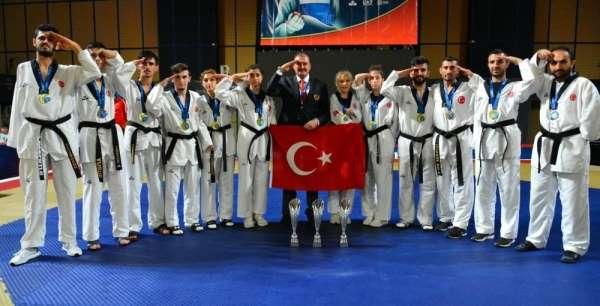 Gaziantep Denetimli Serbestlik memuru Avrupa üçüncüsü oldu