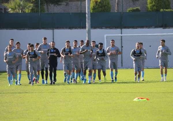 Trabzonspor'da Krasnodar hazırlıkları sürüyor