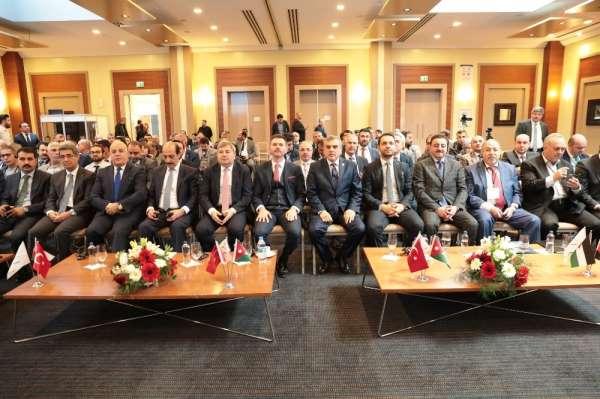 Türkiye-Ürdün ekonomi iş birliği programı gerçekleşti