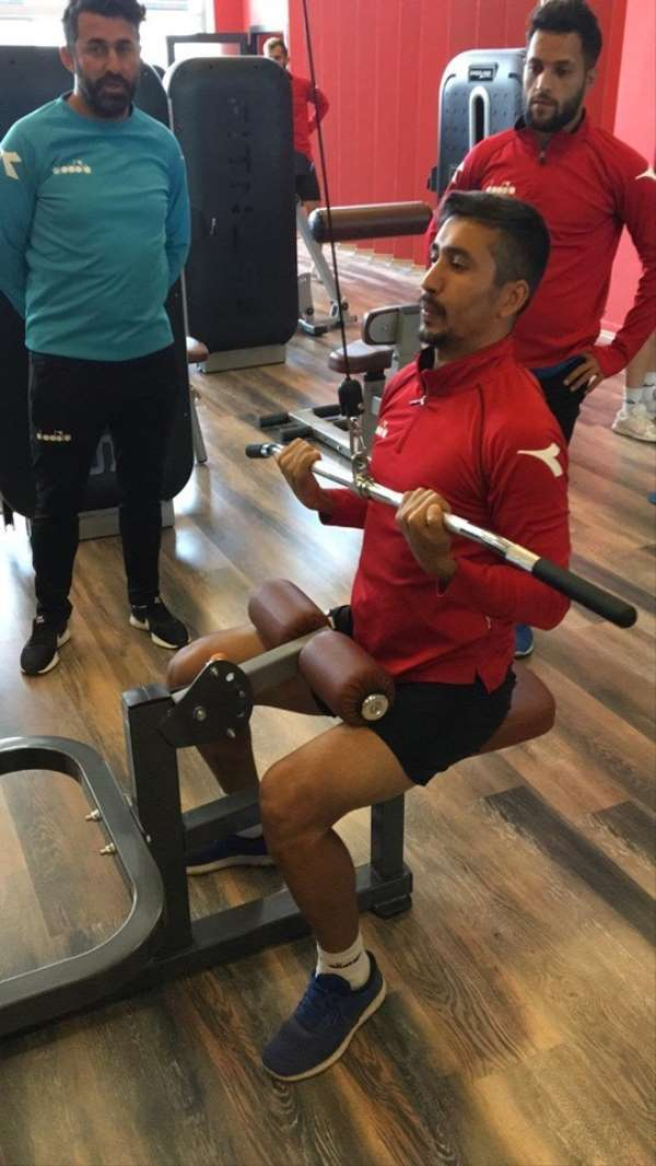 Yeşilyurt Belediyespor'da Gölcükspor maçı hazırlıkları başladı