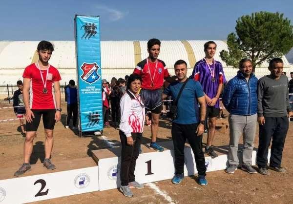 Yunusemreli atletlerden büyük başarı