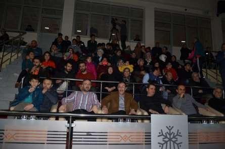 Palandöken Belediyespor, TKD Kuzey Enerji Gümüşhane Torul Gençlik 3-0 mağlup ett