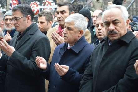 Jandarma Genel Komutanı Orgeneral Arif Çetin'in acı günü