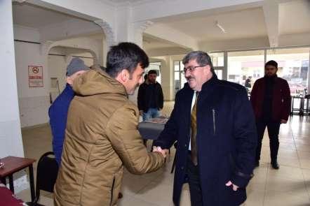 Başkan Can, Sinoplularla bir araya geldi