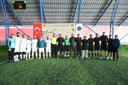 İpekyolu Belediyesinden birimler arası futbol turnuvası