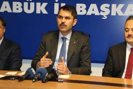 Çevre Bakanı Murat Kurum: '28 ilimizde 52 millet bahçesinin projelerini tamamlad