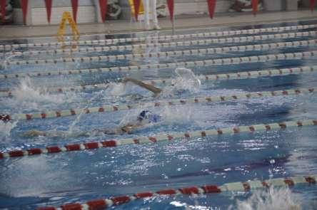 Analig Yüzme ve 11-12 Yaş Ulusal Gelişim İl Vize Yarışları başladı