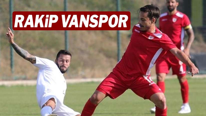 Samsunspor'da rakip Van Spor FK