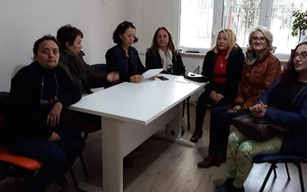 Samsun Haberleri: Atakumlu Kadınlar, Dünya Kadın Hakları Günü'nü Kutladı