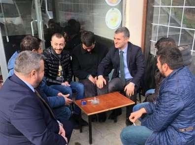 AK Parti Yomra Belediye Başkan adayı Bıyık : 'Yomra'nın ortak adayıyım'