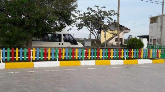 Bafra Belediyesinden okul ve camilere hizmet desteği
