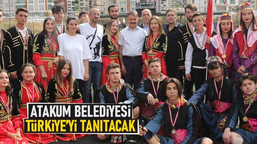 Atakum Belediyesi, Türkiyeyi tanıtacak