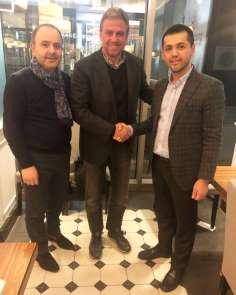 BB Erzurumspor, prensipte Hamza Hamzaoğlu ile anlaştı