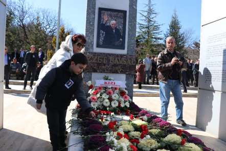 İzzet Baysal ölümünün 19'uncu yılında anıldı
